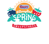 March - California Giant Berry Farms #BerryBest Spring Break Sweepstakes
