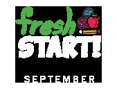 September - Fresh Start